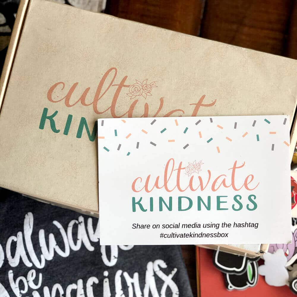 The Cultivate Kindness Box