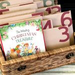 Christmas Advent Story Book Calendar