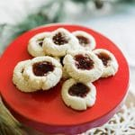 Grandma's Christmas Thumbprint Cookie Recipe