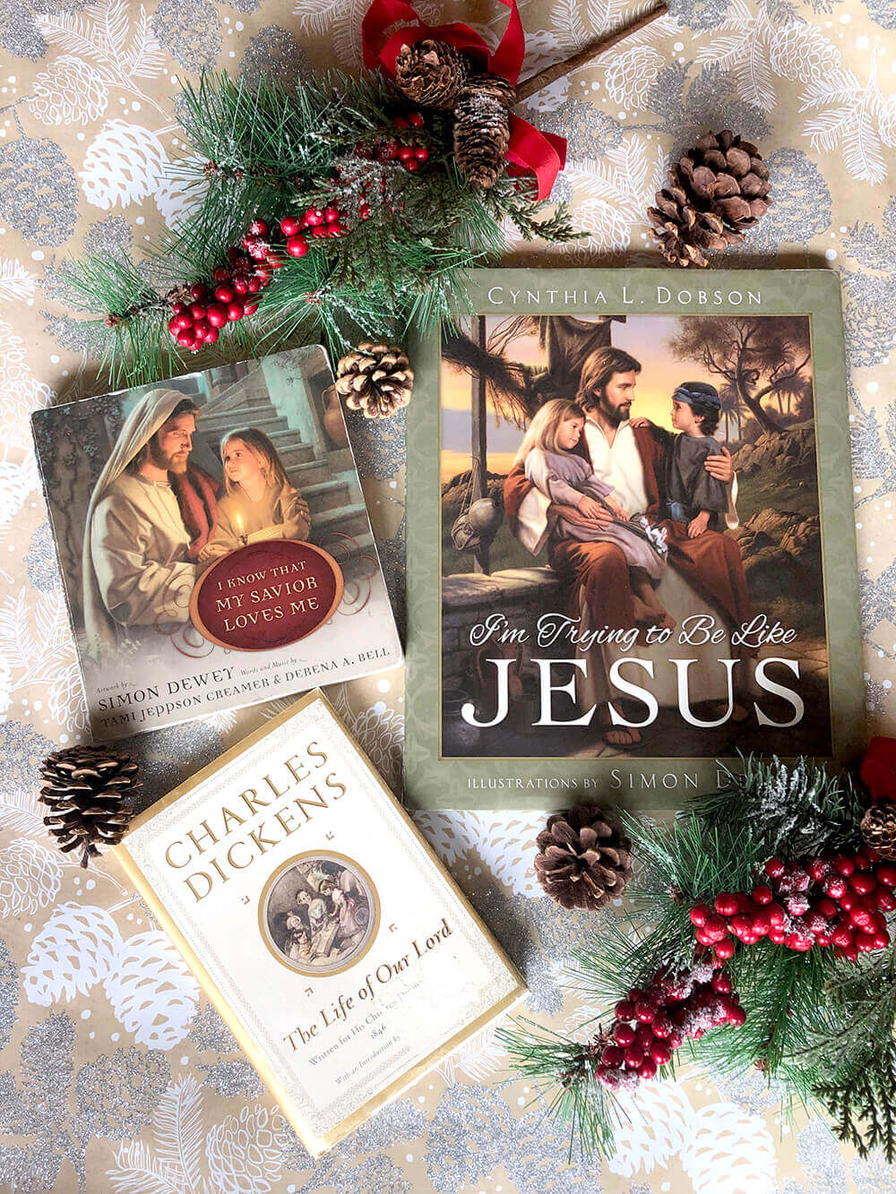 Books about Jesus make great Christmas books