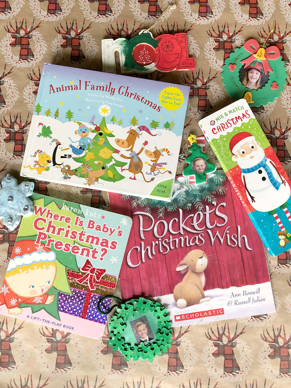 Fun and silly children's Christmas books - Salt Lake City Party Stylist