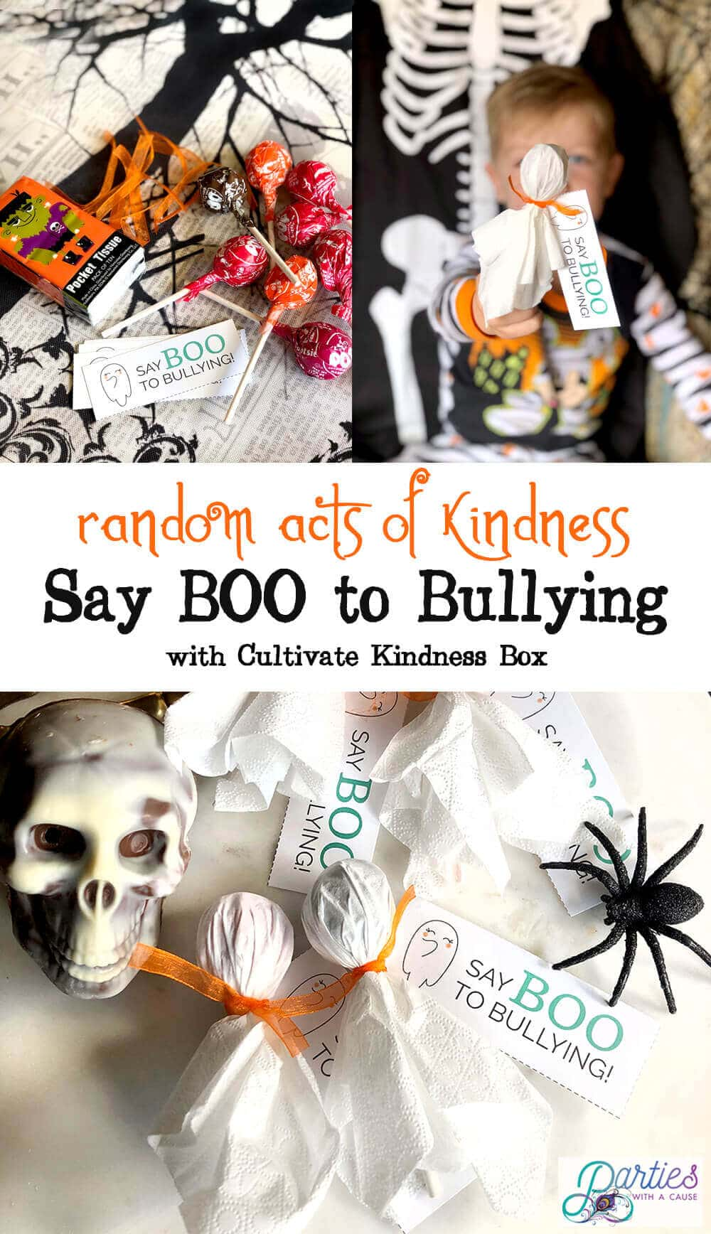 Say BOO to bullying with a Cultivate Kindness Box