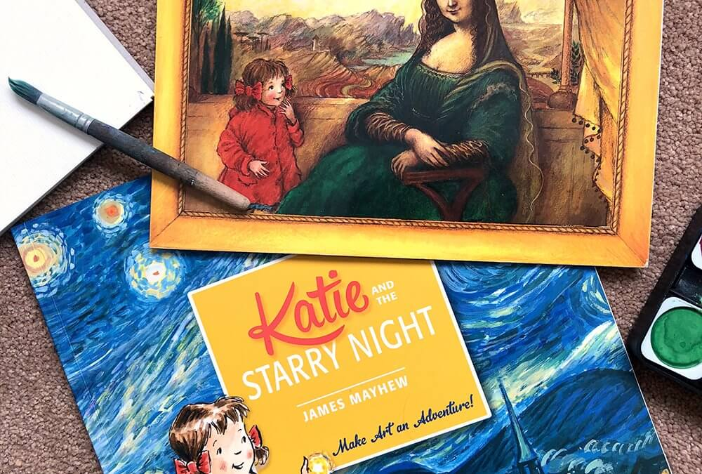 Art Books for Kids: Teach Them To Love Fine Art From Home