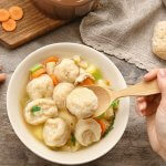 Simple Dumpling Soup That Tastes Fancy