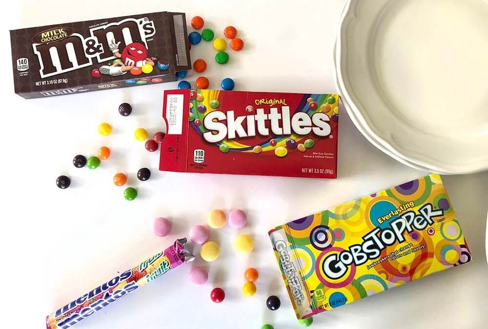 Skittles Rainbow Experiment: At-Home Science
