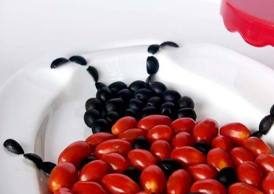 Ladybug Appetizers Fun Snacks for Kids
