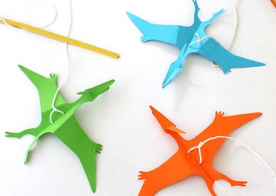 Dinosaur Crafts for Kids 21+ Ideas