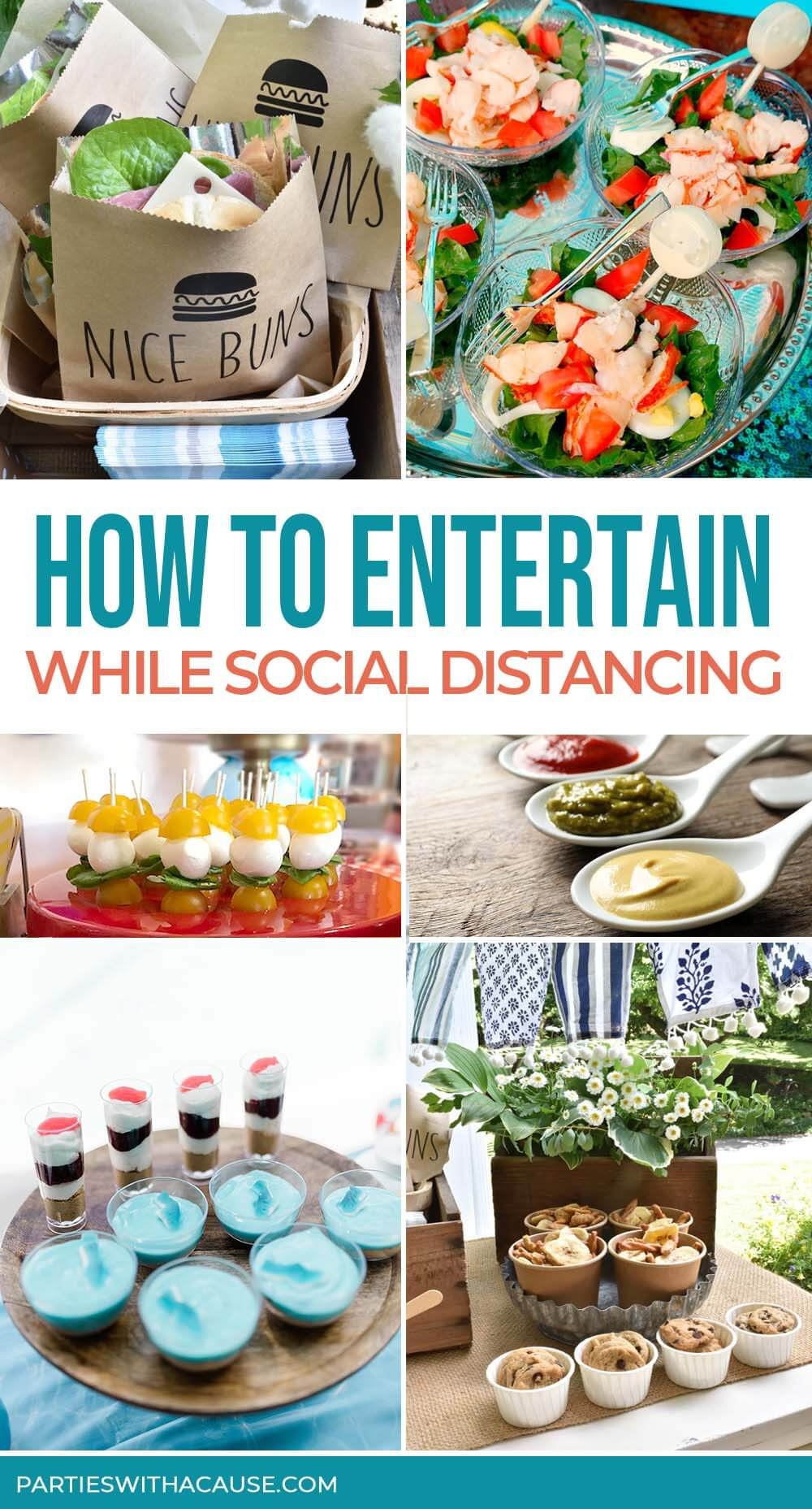 How to entertain while safely social distancing Salt Lake Party Stylist
