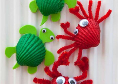 Under the Sea Craft Ideas for Kids