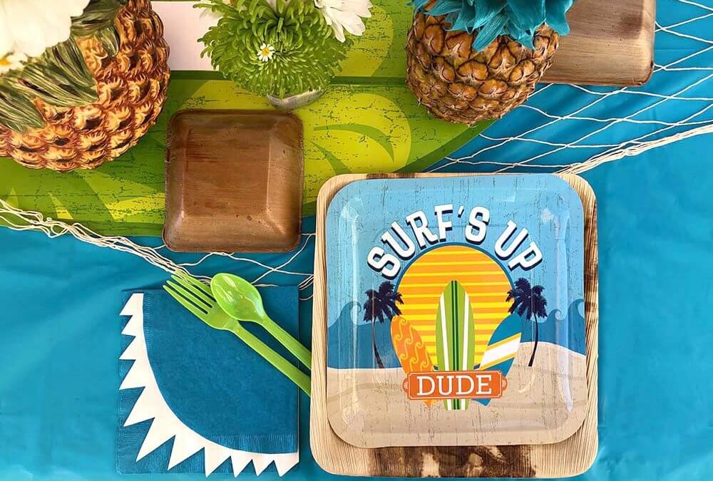 Surf Themed Party Ideas for Easy Entertaining