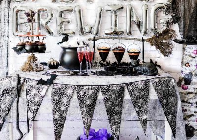 A Baby is Brewing October Baby Shower Ideas