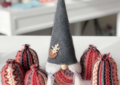 Fall Gnomes! DIY Gnome Instructions
