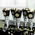 Popcorn with Chocolate Drizzle – Safari Party