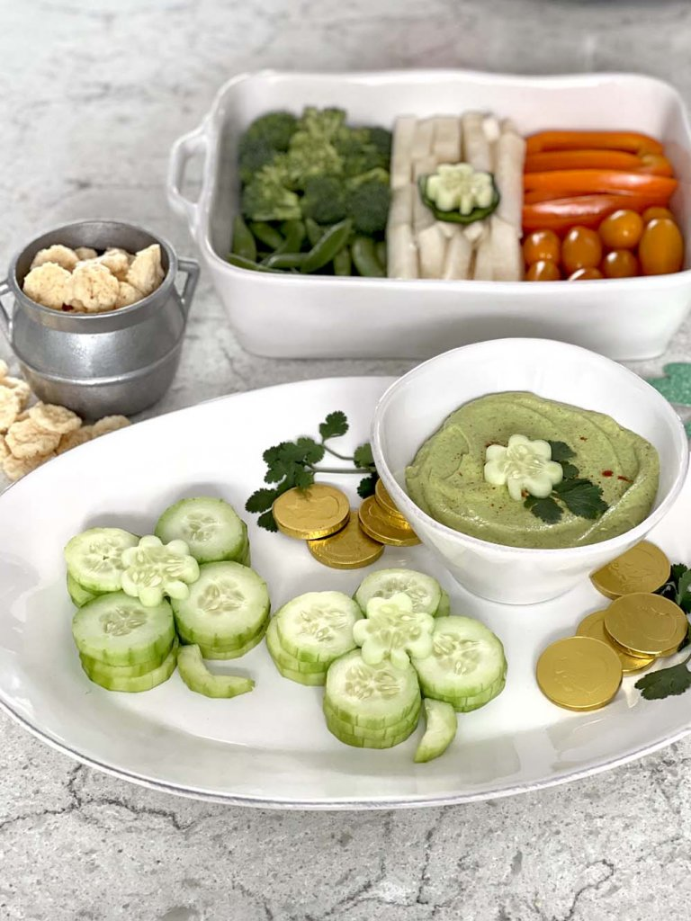 Green foods for St. Patrick's Day
