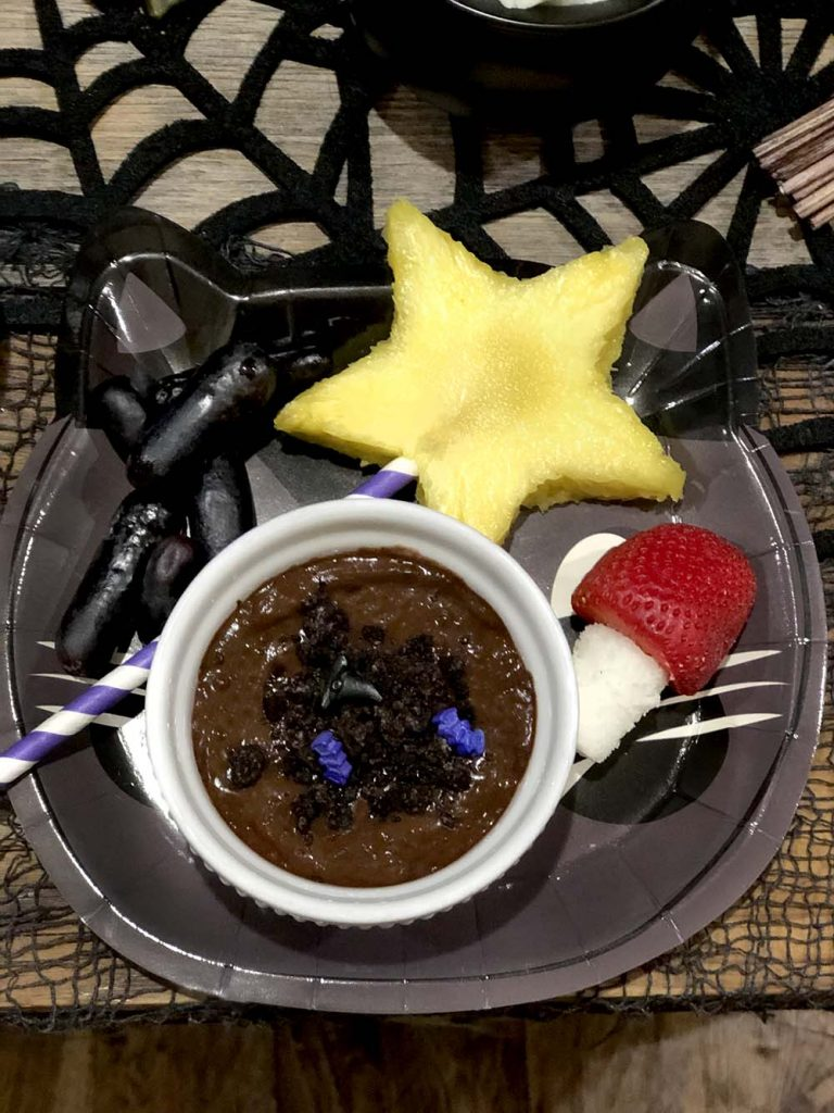Room on the Broom book inspired desserts